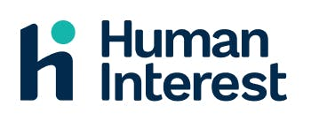 human interest logo whitespace
